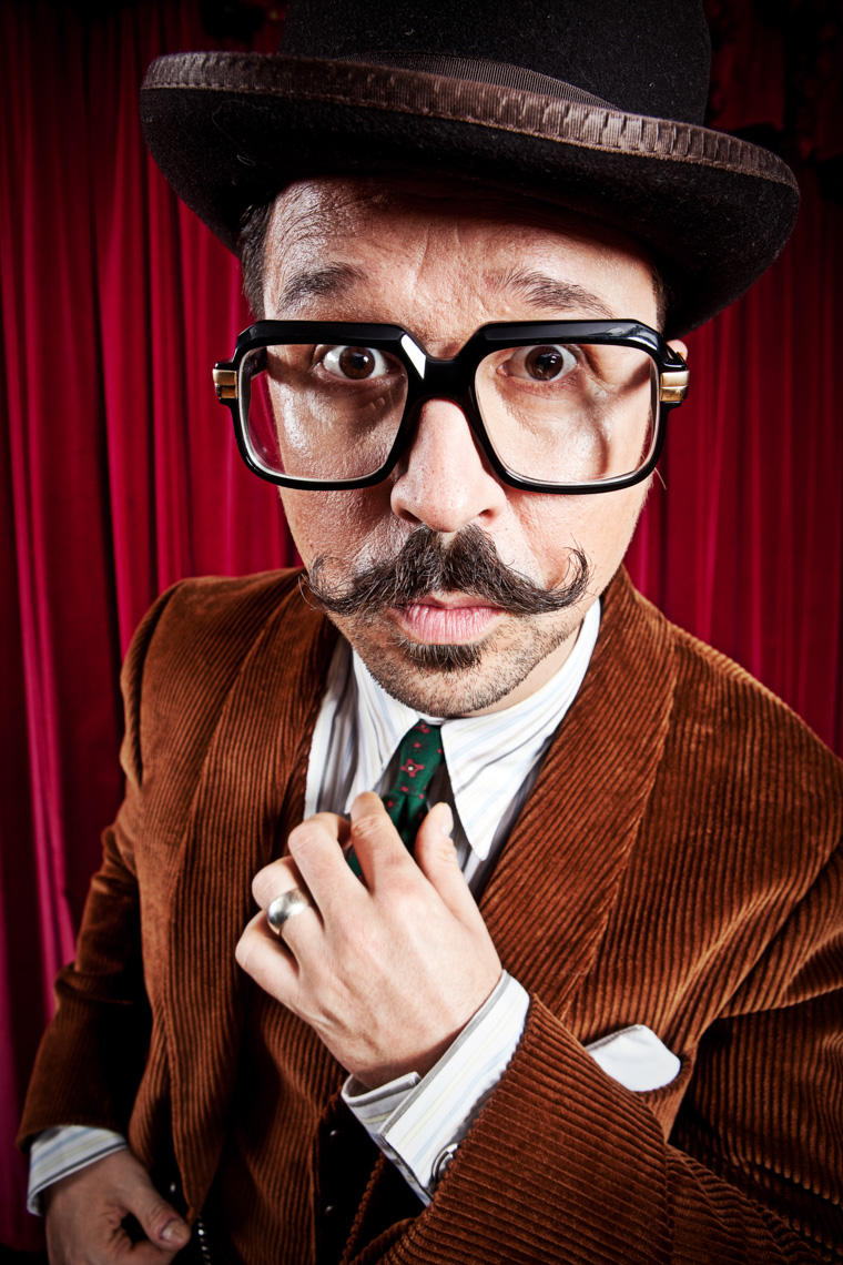 Mr. B The Gentleman Rhymer